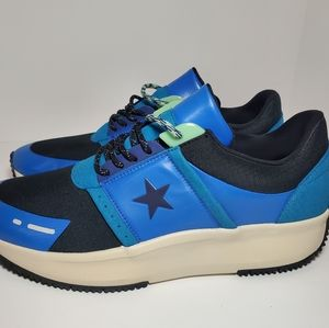 Men's Converse Run Star Y2K Ox Low Sz 10.5